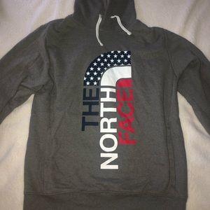The NorthFace hoodie